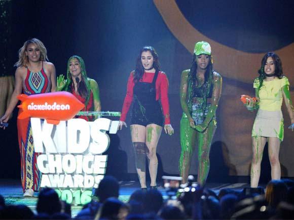 Kids Choice Awards, Fifth Harmony, Robert Downey, Chris Evans, Zendaya, nickelodeon