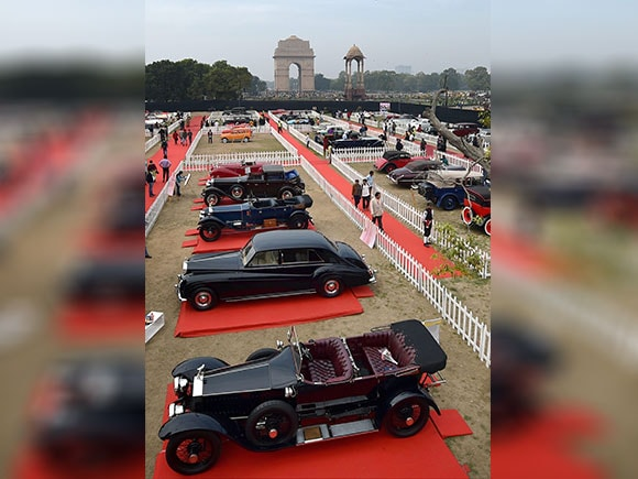 Vintage Car Rally, 21 Gun Salute, 21 Gun Salute International