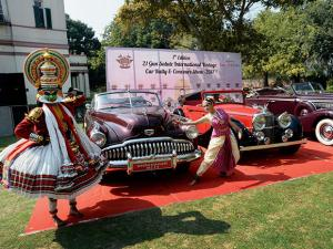 7th Edition of 21 Gun Salute Vintage Car Rally & Concours Show Starting from 17th Feb at India Gate