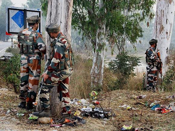 Nagrota attack, militant, Army camp, Jammu