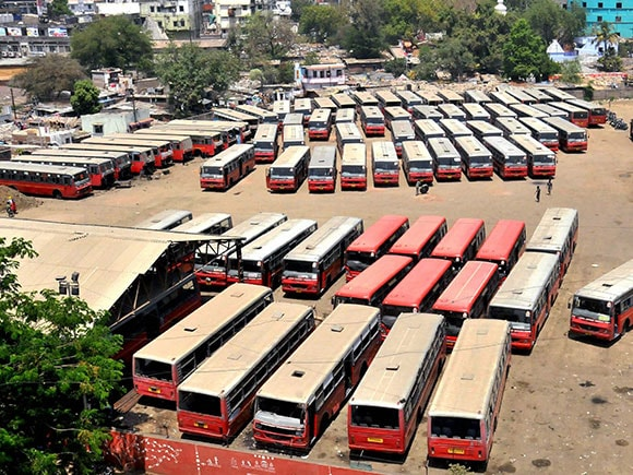 Nagpur Transport, NMC transport, Apli Bus, NMC, city bus
