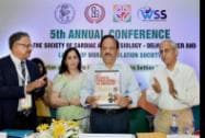 Union Health Minister Harsh Vardhan launch the the World Simulation Society