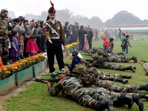 Delhi police, Indian Army, Indian Navy, Army Day parade, Republic Day Parade, India, India News, National News, News