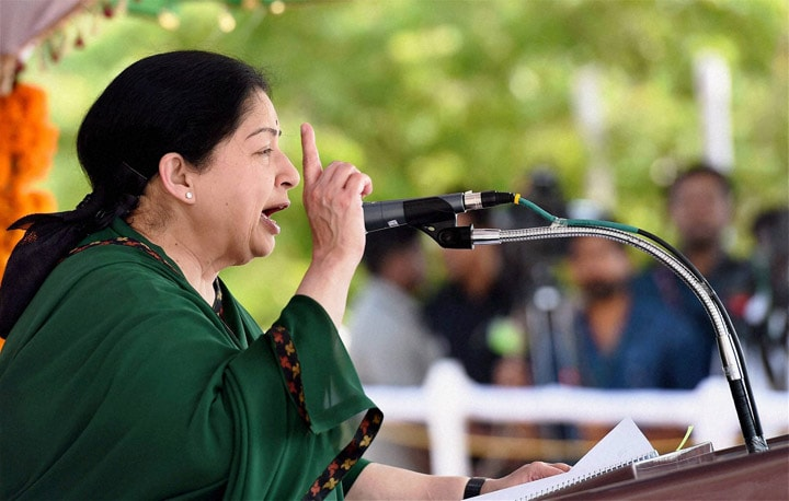 Tamil Nadu, Chief Minister, J Jayalalitha, addresses, 68th Independence Day, function, Chennai