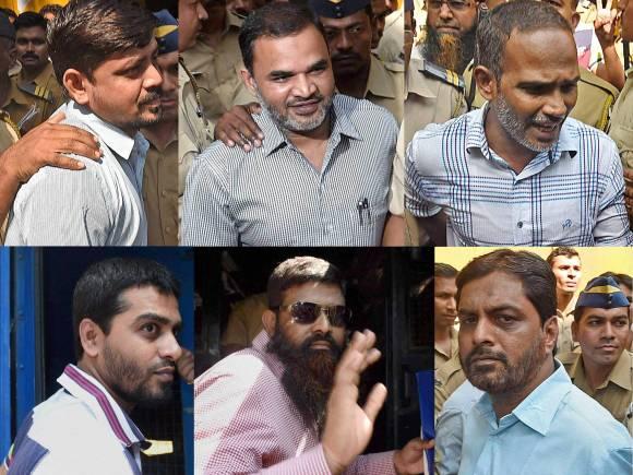 Kamal Ansari, Mohammad Faisal Ataur Rahman Shaikh, Ehtesham Qutubuddin Siddiqui, Naveed Hussain Khan, Asif Khan