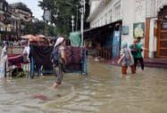Flood in Kolkata