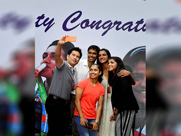 PV Sindhu, BMW, BMW car, Sachin Tendulkar, Rio Olympics medalist, , Sakshi Malik, Dipa Karmakar, Pullela Gopichand, Gopichand Academy