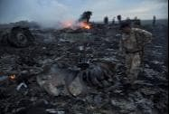 Ukraine said a passenger plane carrying 295 people was shot down