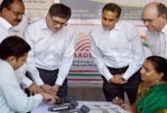 Aadhar UID mobile camp in Mumbai