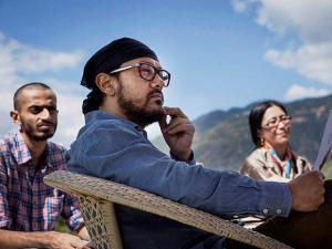 Aamir Khan in an event advocating against malnutrition in Bhutan