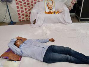 Sacked Delhi minister Kapil Mishra on indefinite hunger strike