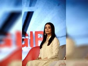 Aishwarya Rai Bachchan at India Today Safaigiri Award function