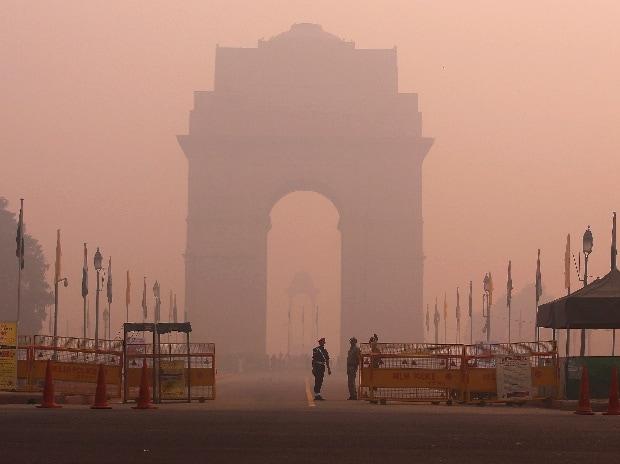 Delhi, Diwali, smog, air pollution, dust, fog, hazardous, school, mask, oxygen