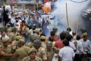 BJP, ACC Activists Clash