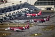 Airasia plane that went missing while flying from Indonesia to Singapore
