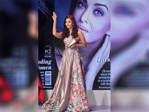 Aishwarya Rai Bachchan at the Seventh Outlook Business Outstanding Women Awards