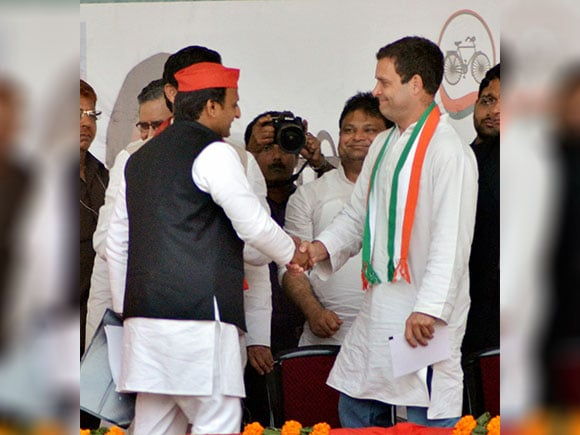 UP Election, Rahul Gandhi, Akhilesh Yadav, SP-Congress, Congress, SP