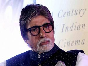 Amitabh Bachchan at the launch of a book  'Once Upon A Time in India
