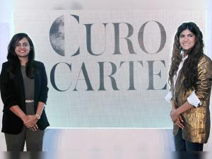 Founder & CEO CuroCarte Ananya Birla announces the launch of the luxury e-commerce portal