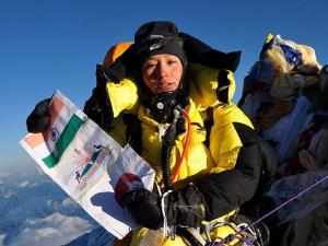 Arunachal Pradesh mountaineer Anshu Jamsenpa