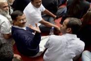 Anna Hazare to participate in  agitation  Delhi CM Kejriwal  protests against land ordinance