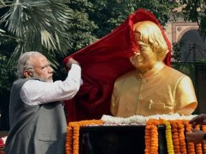 PM pays tribute to Kalam on 84th birth anniversary