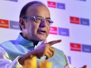 Arun Jaitley at Economist India Summit 2015