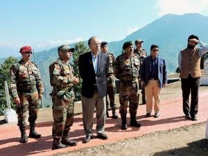 Arun Jaitley: Satisfied over readiness of troops on LoC