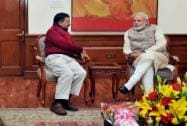 Arvind Kejriwal meets PM Narendra Modi Today