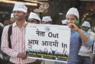 Arvind Kejriwal's 'Swachh Delhi Abhiyaan', Aam Aadmi Party makes Delhi BJP and Congress 'mukt'