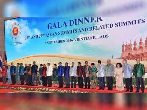 leaders  at the Gala Dinner at 28th and 29th ASEAN Summit