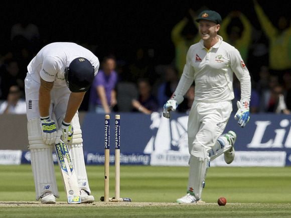 Ben Stokes, Mitchell Marsh, England, Australia, Lord, Ashes Test, 2nd Test, London