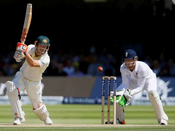 David Warner, Moeen Ali, England, Australia, Lord, Ashes Test, 2nd Test, London