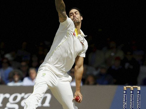 Mitchell Johnson, England, Australia, Lord, Ashes Test, 2nd Test, London