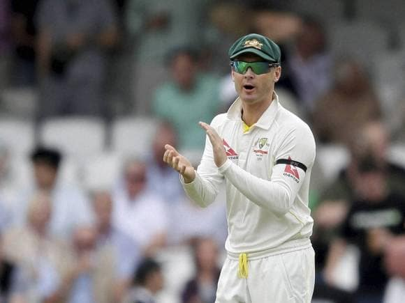 Michael Clarke, Ashes 2015, England cricket team, Australia cricket team, The Ashes, Cricket, Oval cricket ground, London