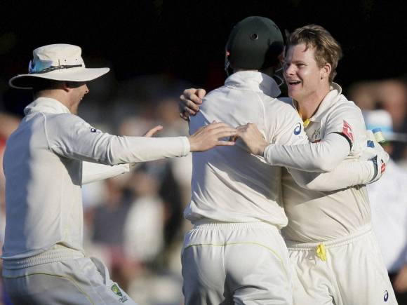 Steven Smith, Ashes 2015, England cricket team, Australia cricket team, The Ashes, Cricket, Oval cricket ground, London