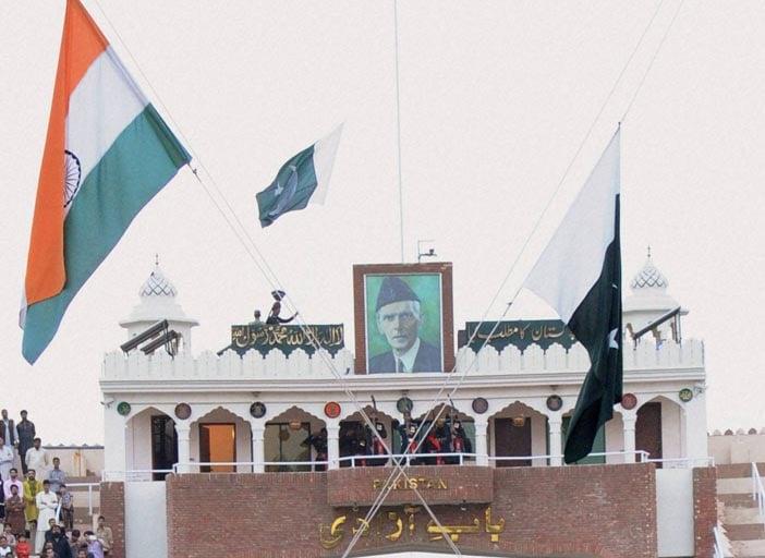 BSF, PAK, Rangers, beating, retreat ceremony, Attari- Wagah Border