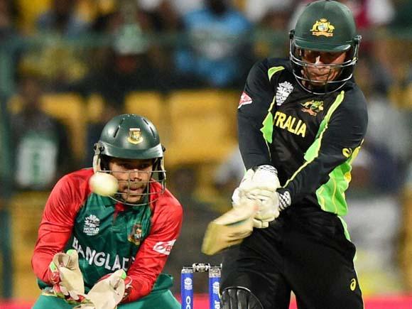 World T20, ICC World T20, Australia vs Bangladesh, world t20 live, Usman Khawaja, James Faulkner, Mustafizur Rahman, Australia Cricket, Bangladesh Cricket