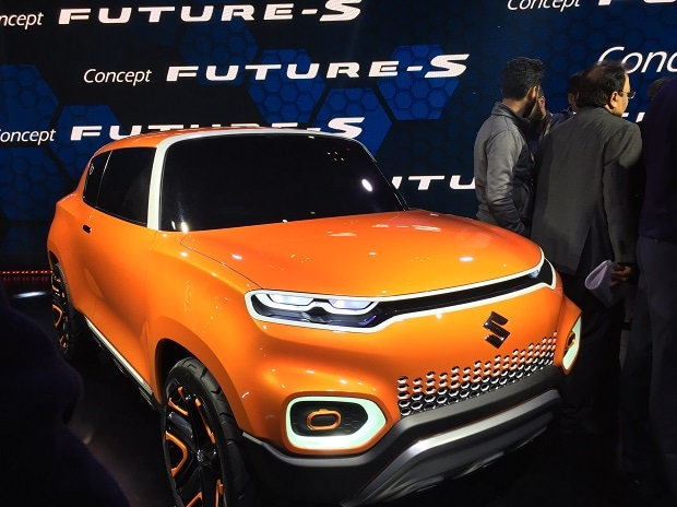 Car Expo Standsaur : Auto expo concept cars steal the show two wheelers