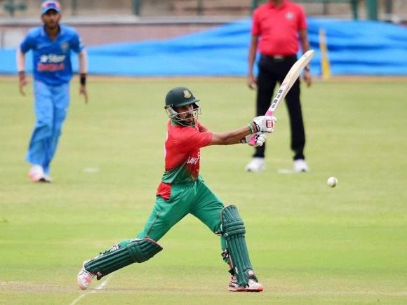 Nasir Hossain, Bangladesh vs India, Bangladesh A, India A, Chinnaswamy stadium, Bengaluru