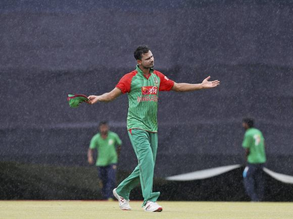Mashrafe Mortaza, India, Bangladesh, Dhaka, ODI series, Second One-Day International