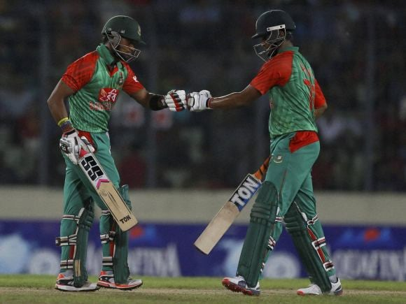 Shakib Al Hasan, Sabbir Rahman, India, Bangladesh, Dhaka, ODI series, Second One-Day International