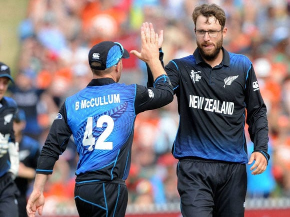 Dan Vettori, Brendon McCullum, World Cup, New Zealand vs Bangladesh, Cricket, Mahmudullah
