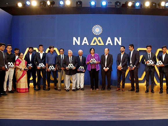 BCCI Awards 2017, BCCI awards, BCCI annual awards