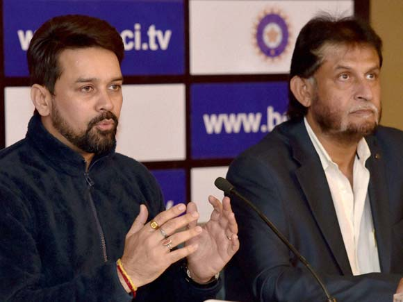 Cricket Selection Committee,BCCI,T20 ,Anurag Thakur,Sandeep Patil,Cricket ,Sports,MS dhoni, negi