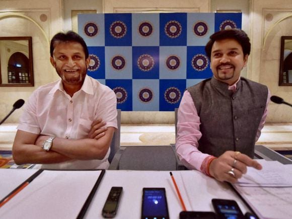 India, Zimbabwe, BCCI, Anurag Thakur, Sandeep Patil