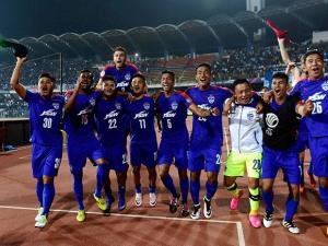 AFC Cup 2016 Knock out match at Kanteerava Stadium