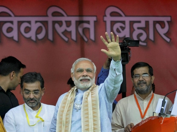 Bihar Assembly Election, Bihar Election, Bihar Assembly Poll, Narendra Modi, Parivertan rally, BJP, Gandhi Maidan