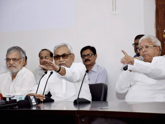 Bihar Elections, Bihar Assembly polls, Bihar Chief Minister, Nitish Kumar, Lalu Prasad Yadav, CP Joshi, Congress, JD(U), RJD, BJP, Janata Parivar