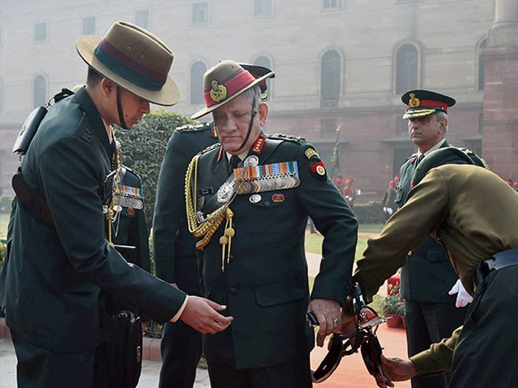 Bipin Rawat, New Army Chief, Dalbir Singh, Indian Army